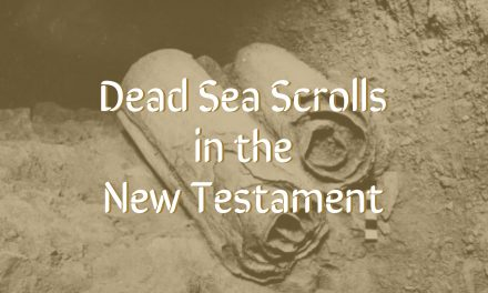 Dead Sea Scrolls in the New Testament