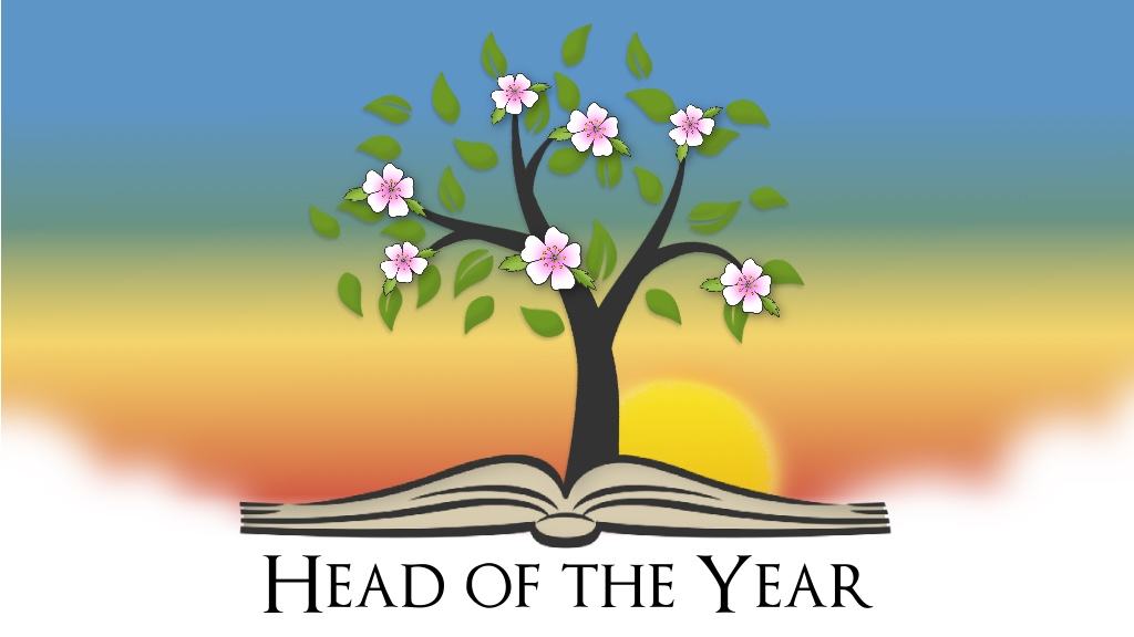 Head of the Year – Rosh Hashanah